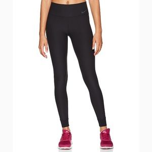 Nike Dri Fit Full Length Black Leggings